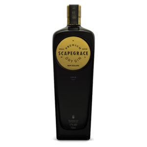 SCAPEGRACE 700ml Gold Bottle