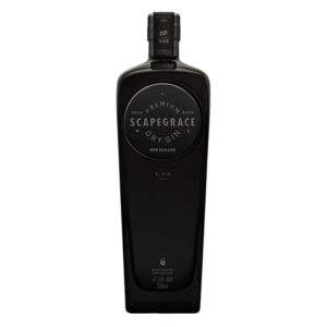 SCAPEGRACE 700ml Black Bottle