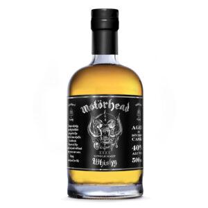 Motörhead Single Malt Whisky 50cl