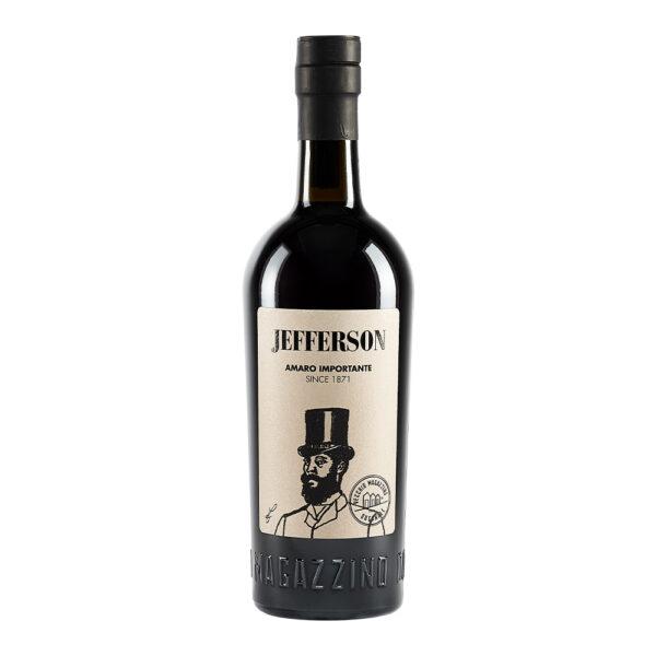 Jefferson-Amaro-Importante Vecchio Magazzino Doganale
